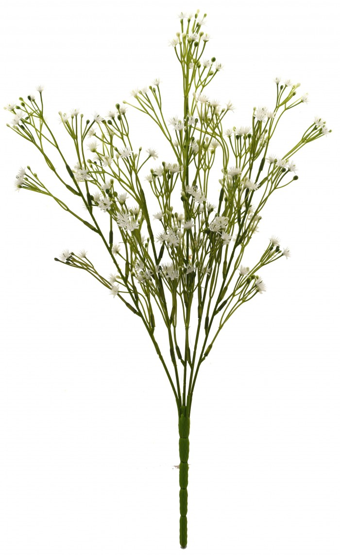 Buy Synthetic Gypso Flower (Set Of 1,white) Online