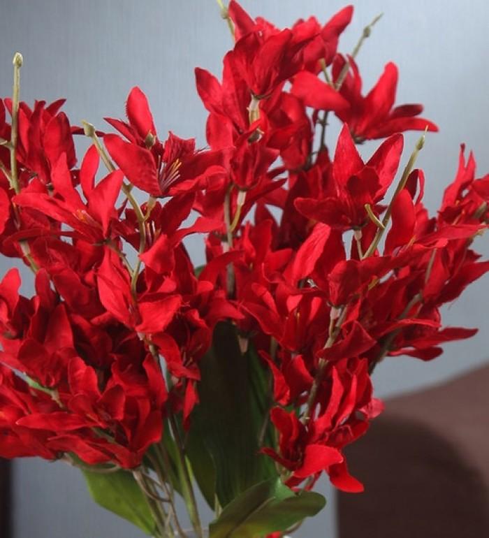 Buy Artificial Flower Bouquet 7 CROSS FORCENTHIA N088 Online