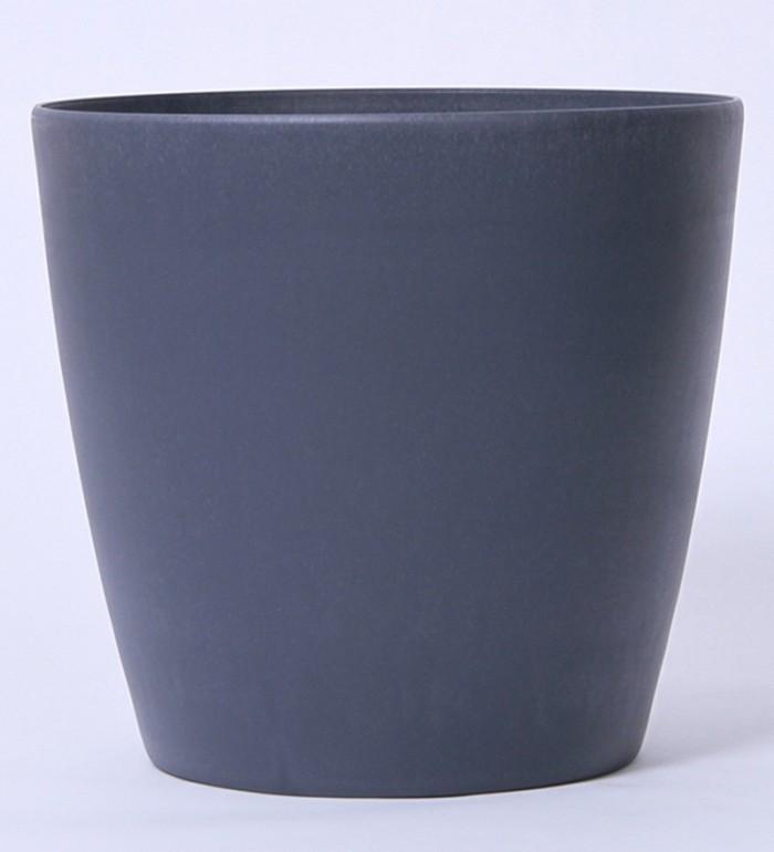 Buy Fourwalls PVC Planter (30 Cm, Grey) Online