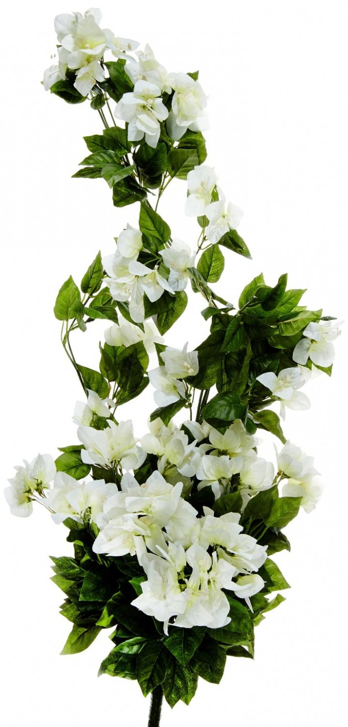 Buy Fourwalls 42 Inches Tall Artificial Bougainvillea Bush Online
