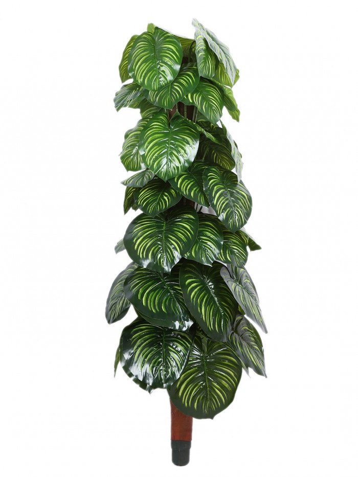 Buy Artificial Money Plant Without Pot (150 Cm Tall, Green) Online