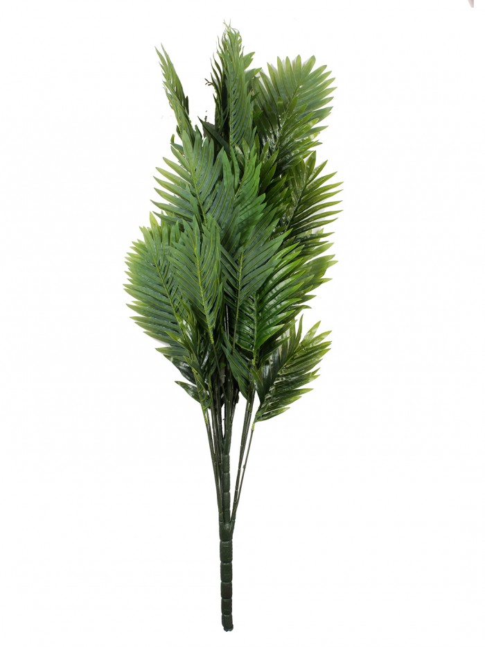 Buy Fourwalls Decorative Artificial Areca Floor Plant (20 Branches, 115 Cm) Online