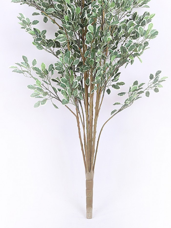 Buy Fourwalls Decorative Artificial Holly Plant (1692 Leaves, 150 Cm) Online