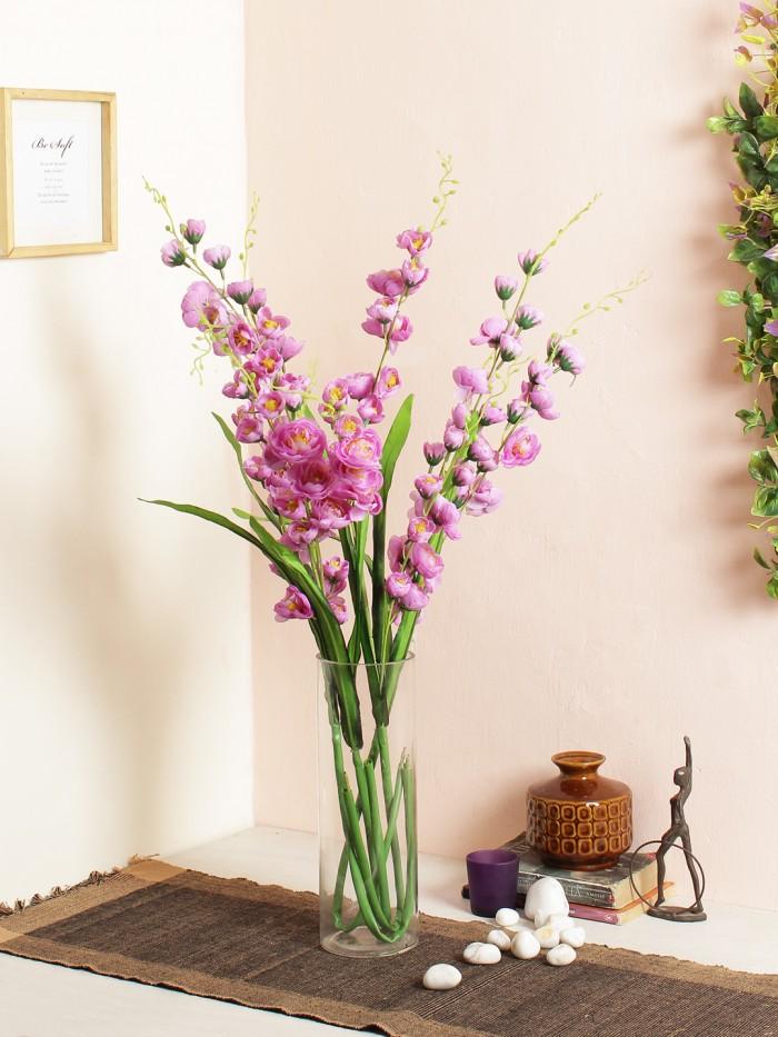 Buy Mole Flower (Purple) Online