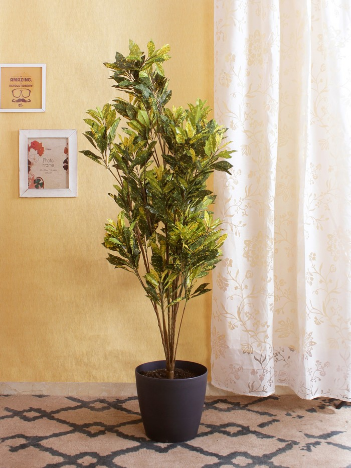 Buy 150 Cm Tall Decorative Artificial Pear Plant Without Pot Online