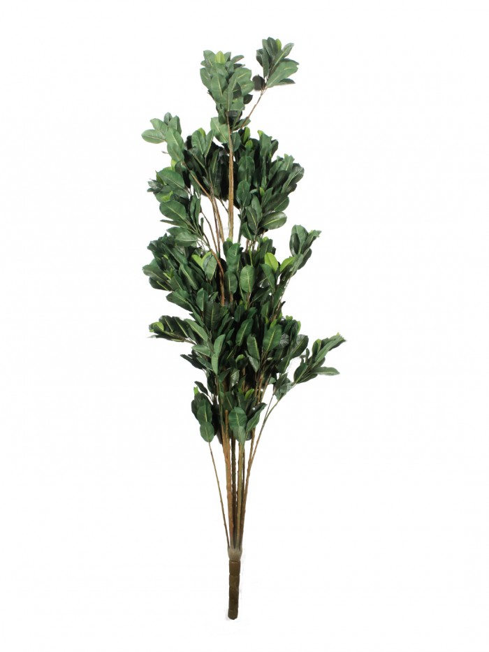 Buy Decorative Polyester Artificial Quercus Plant Without Pot (150 Cm, Green, AP 150 CM QUERCUS 724