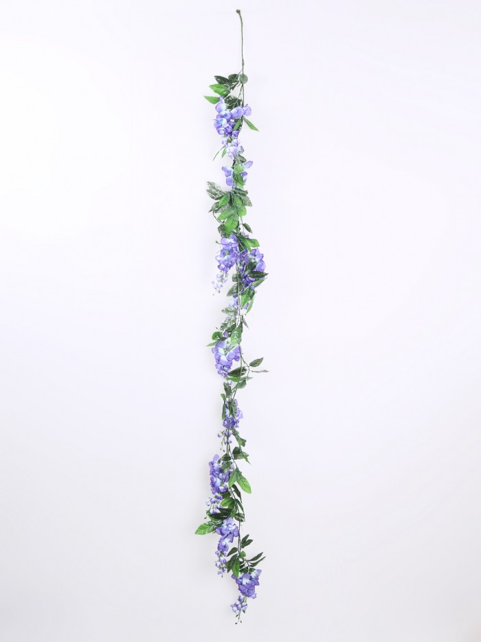 Buy Fourwalls Artificial Habicus Flower Bush For Wedding Or Party Decoration (75 Cm Long, Pink) Onli