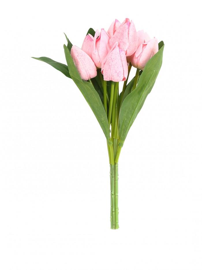 Artificial Tulip Bunch(Orange)