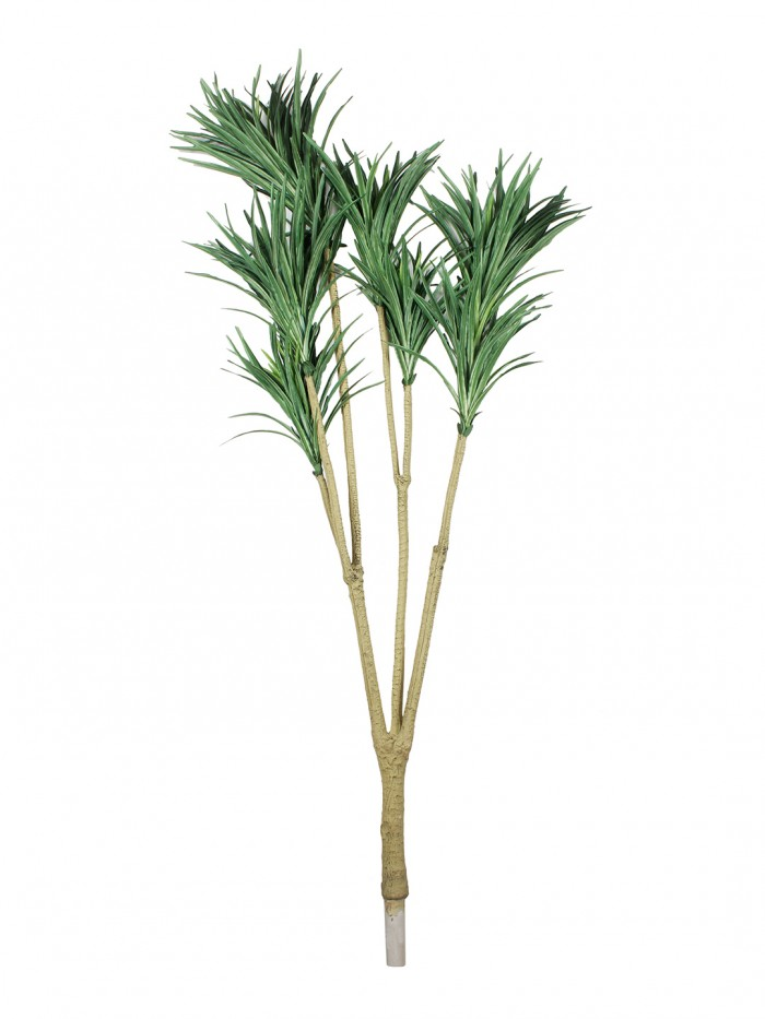 Buy Fourwalls 160cm Tall Decorative Artificial Yucca Plant Without Pot (Green) Online
