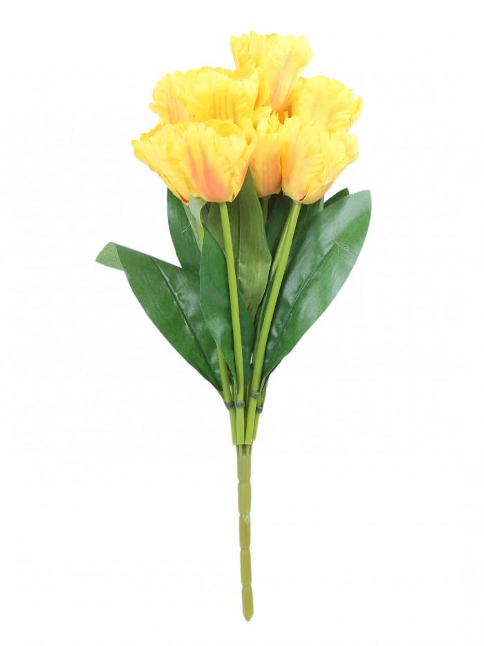 Buy Artificial Flower BIG TULIP X 9 Branch Bunch Online