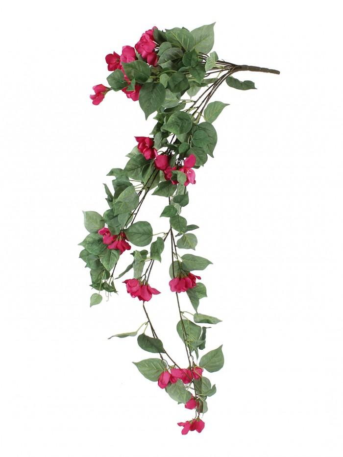 Buy Beautiful Pink Artificial Beautiful Bougainvillea Bush & 40 Inch Online