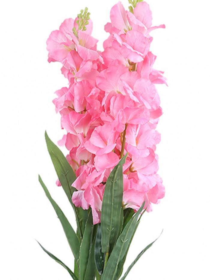 Buy Artificial Gorgeous Jasmine Flower Sticks (90 Cm Tall, Pink, Set Of 4) Online