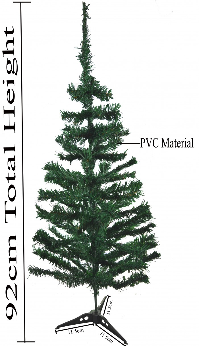 Buy Artificial Christmas Tree- 3 Feet Tall For Home And Office Decor Online